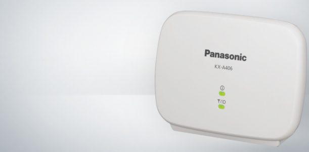 Bezprzewodowy regenerator sygnału Panasonic KX-A406