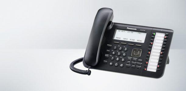 Telefon systemowy Panasonic KX-DT543