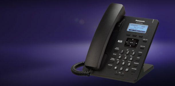 Telefon IP HD Panasonic KX-HDV130