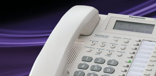 Telefon systemowy Panasonic KX-AT7730