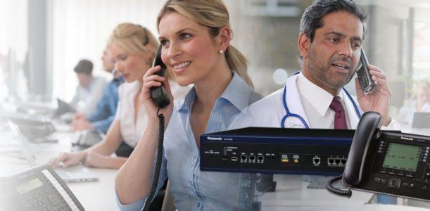 Biznesowy serwer komunikacyjny IP Panasonic KX-NS1000