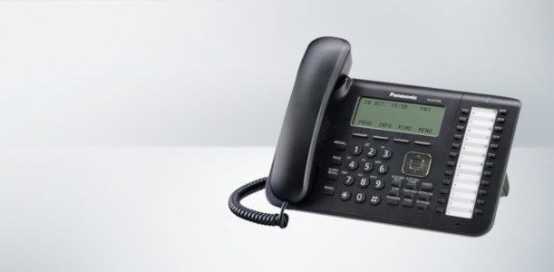 Telefon IP Panasonic KX-NT546