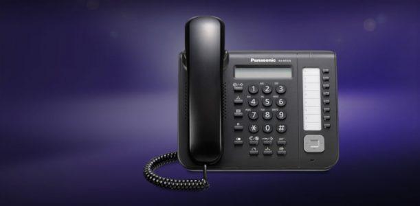 Telefon IP Panasonic KX-NT551