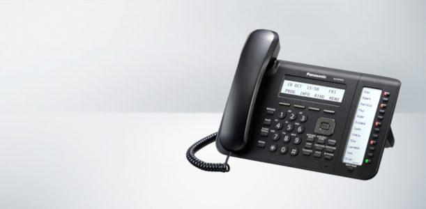 Telefon IP Panasonic KX-NT553