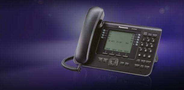 Telefon IP Panasonic KX-NT560