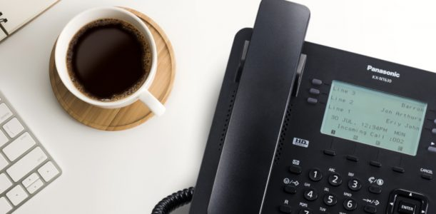 Telefon IP Panasonic KX-NT630