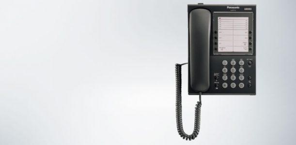 Telefon analogowy Panasonic KX-T7710