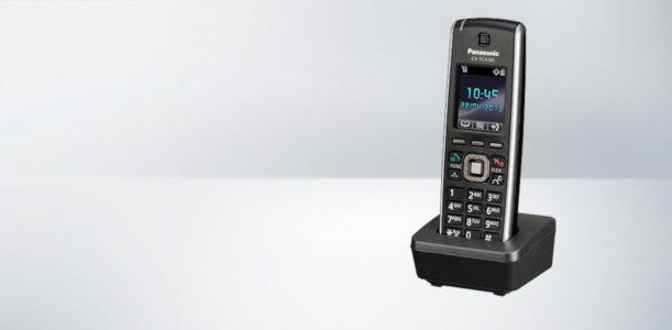 Telefon bezprzewodowy DECT Panasonic KX-TCA185