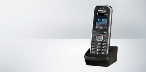 Telefon bezprzewodowy DECT Panasonic KX-TCA285
