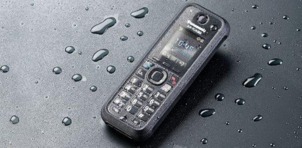 Telefon bezprzewodowy DECT Panasonic KX-TCA385