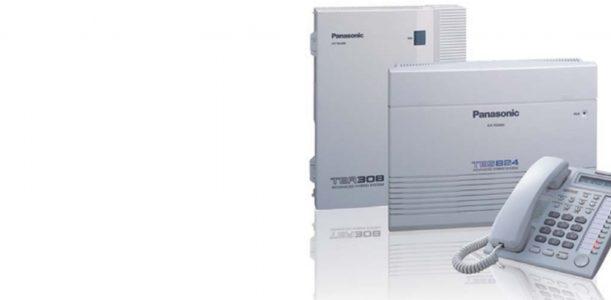 Hybrydowa centrala PBX Panasonic KX-TES824