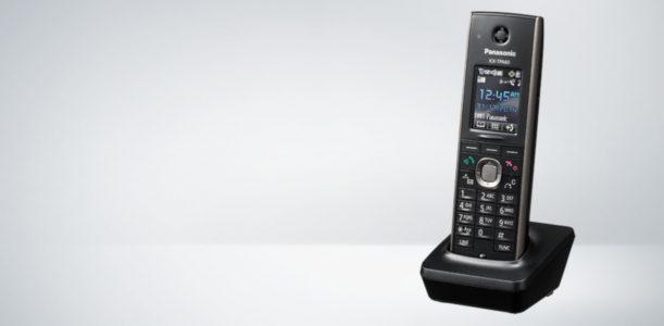 Bezprzewodowy telefon DECT Panasonic KX-TPA60 do systemu TPG600