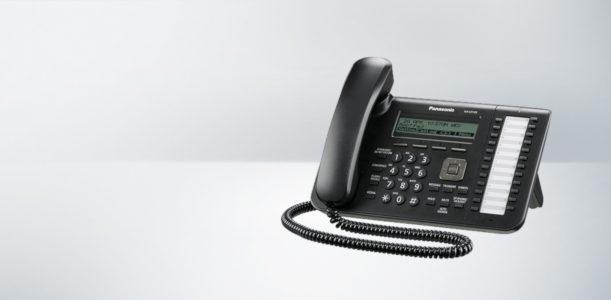 Telefon SIP Panasonic KX-UT133