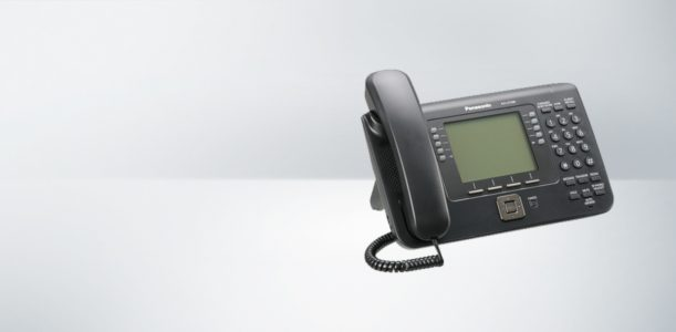 Telefon SIP Panasonic KX-UT248