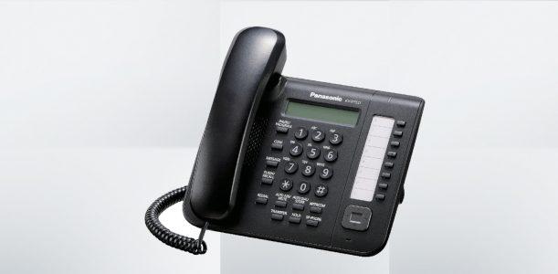 Telefon systemowy Panasonic KX-DT521
